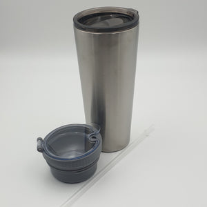 22oz / 650ml Snack Tumbler - Dual Lid