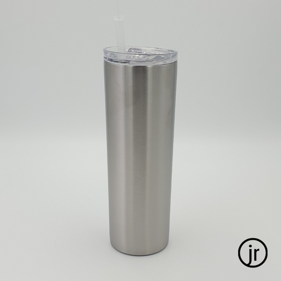 20oz / 600ml Skinny Tumbler - Slide Lid