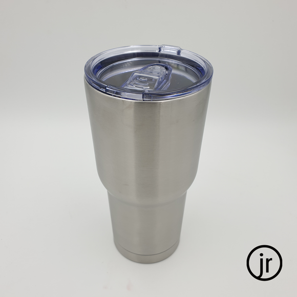 30oz / 880ml Regular Tumbler - Slide Lid