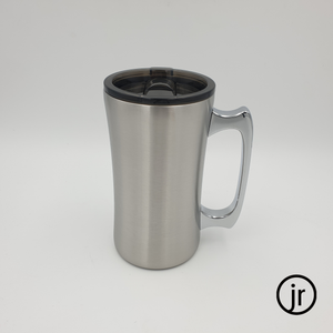 20oz / 600ml Beer Mug Tumbler - Slide Lid