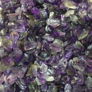 Amethyst Crystal Chips 250gm