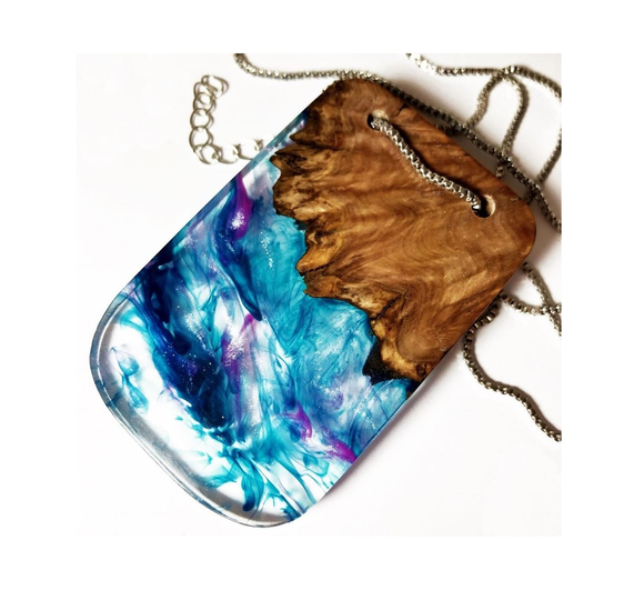 Handcrafted Pendant - by Sarah Ryan Collective