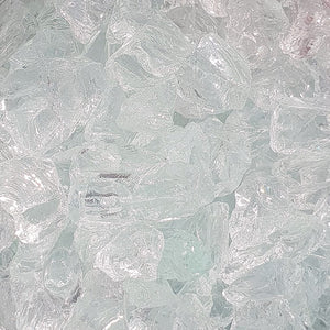Clear Glass Fragments 250gm
