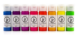 30ml Fluorescent Ink - Set of 8