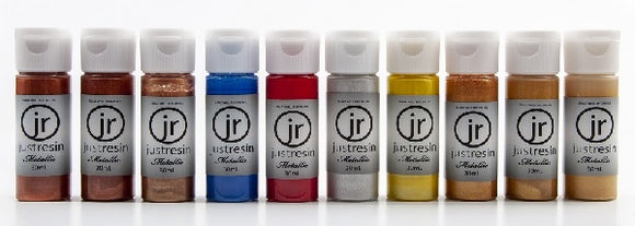 30ml Metallic Ink - Selection of 3