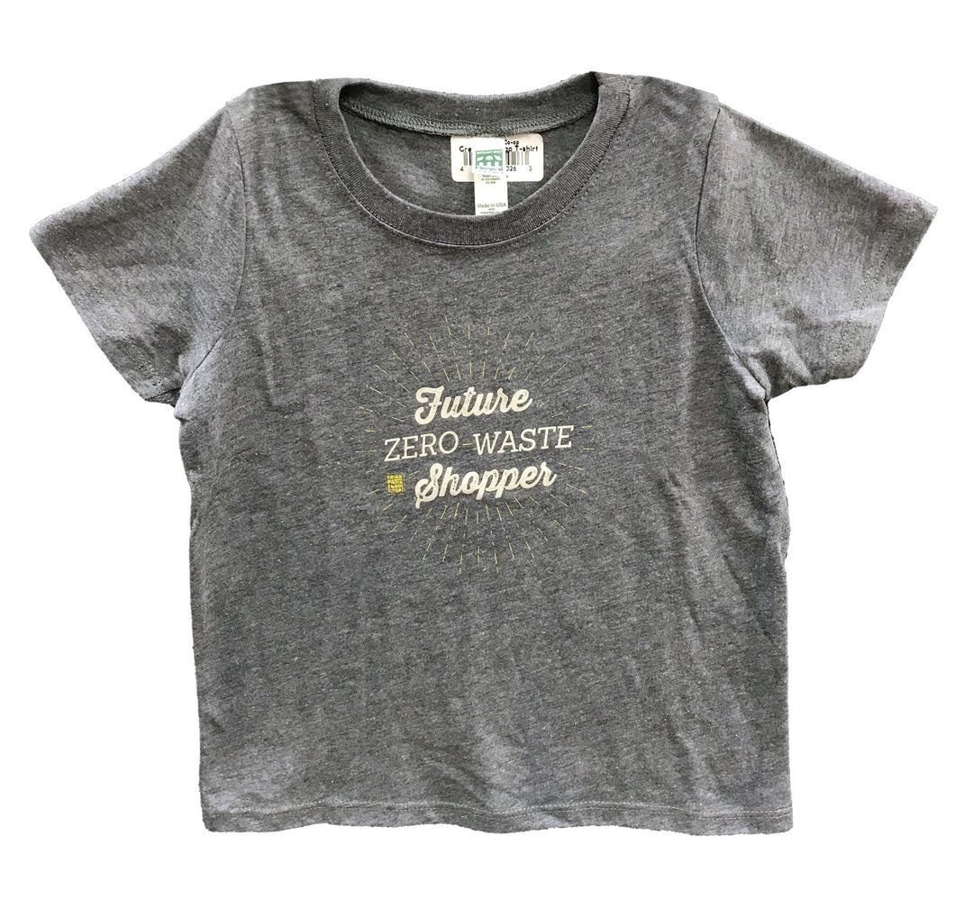 Low Waste Toddler Shirt