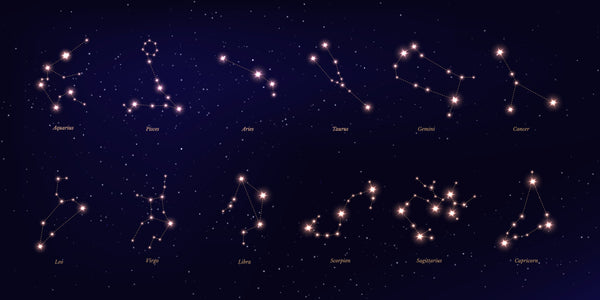 SCENTED BY THE STARS: OUR FRAGRANT ZODIAC