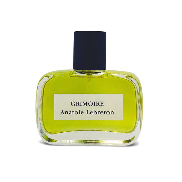Anatole Lebreton Grimoire. Perfume, fragrance bottle.