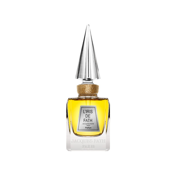 Jacques Fath L'Iris de Fath Perfume Fragrance Bottle