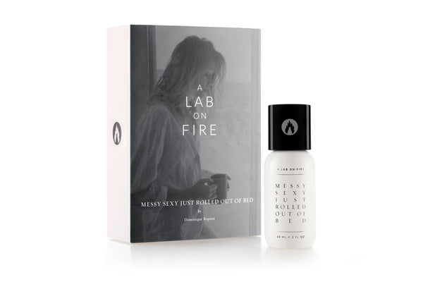 A Lab On Fire Messy Sexy Fragrance. Perfume with box