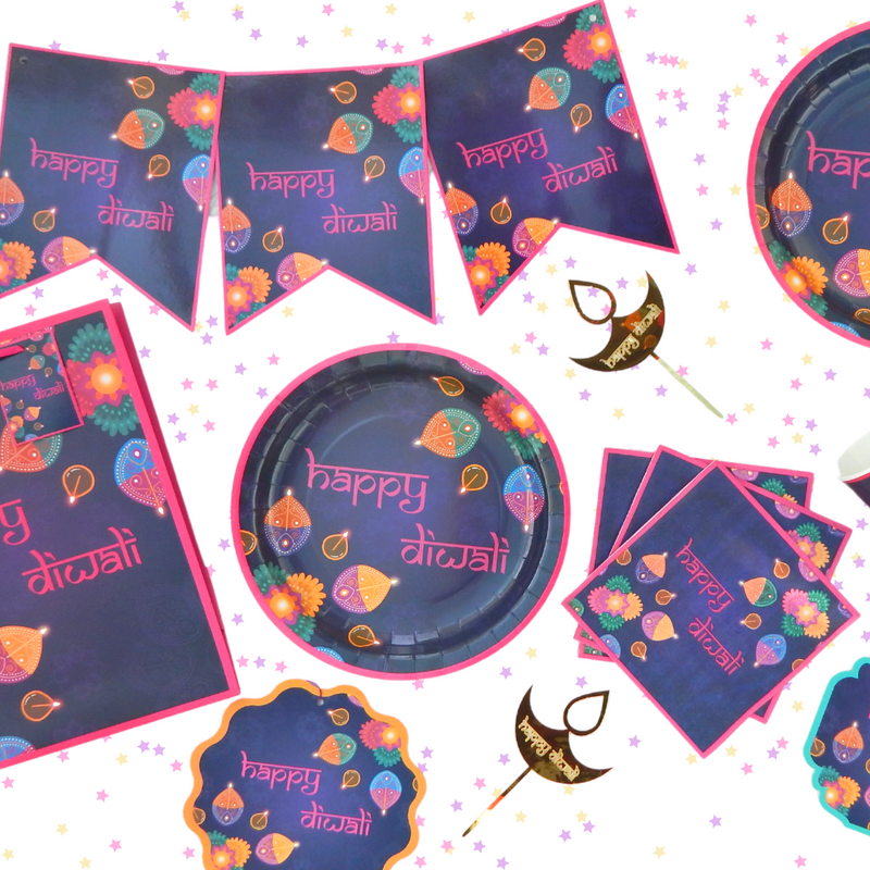Click to see our full Diwali Collection and matching party accessories!
