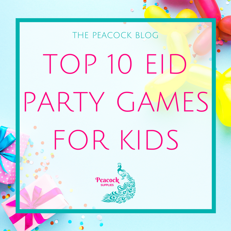 Top 10 Eid Party Games For Kids