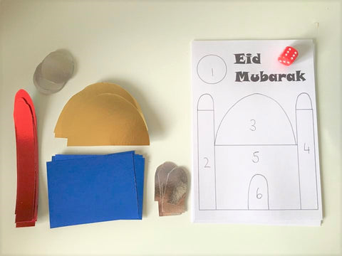 Eid mosque game