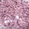 Star Confetti - Rose Gold - Peacock Supplies