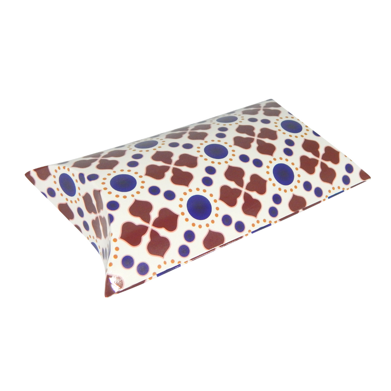 Turkish Pillow Box - 10 pack - Peacock Supplies