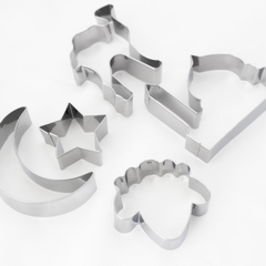 Islamic Shapes Cookie Cutters