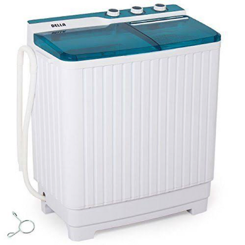 Della Portable Washer With Spin Dryer