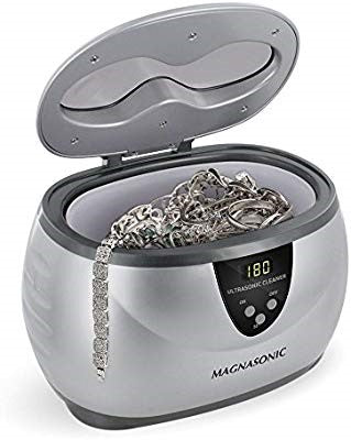 Magnasonic Ultrasonic Jewelry and Eyeglass Cleaner