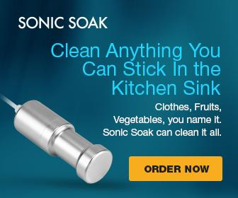 sonicsoak