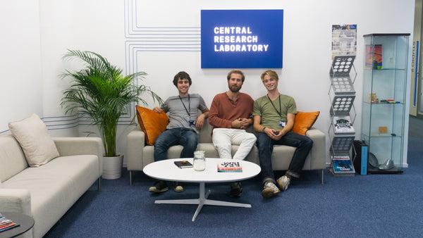 Makers Cabinet moves into Central Research Laboratory