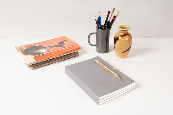 Makers Cabinet X Mark + Fold Notebook