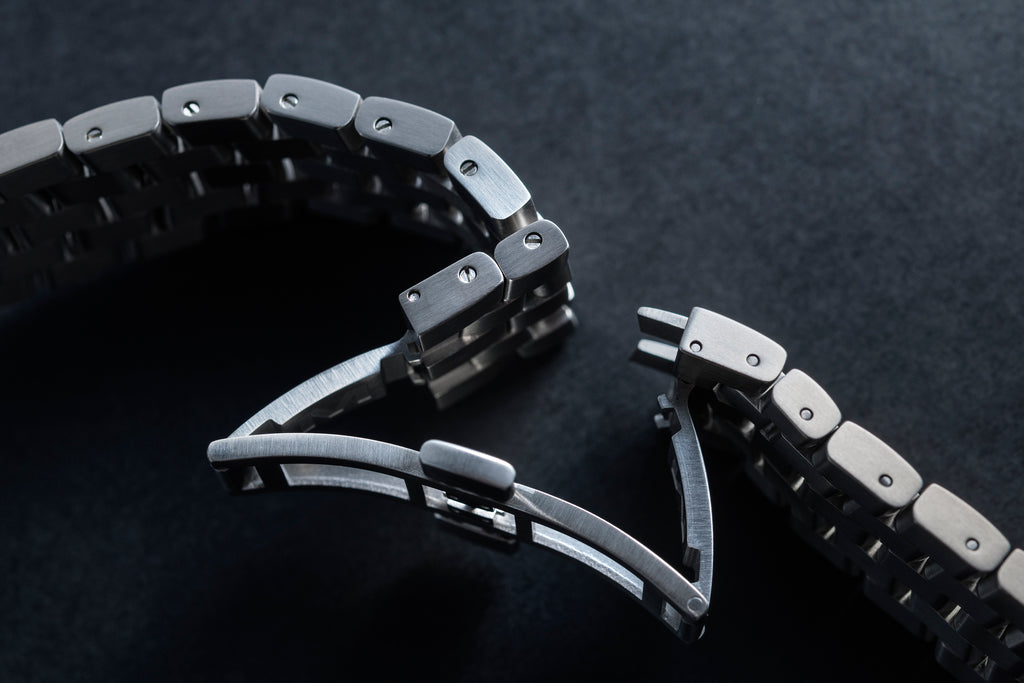 Replacement Bracelet for MING 17.03 GMT