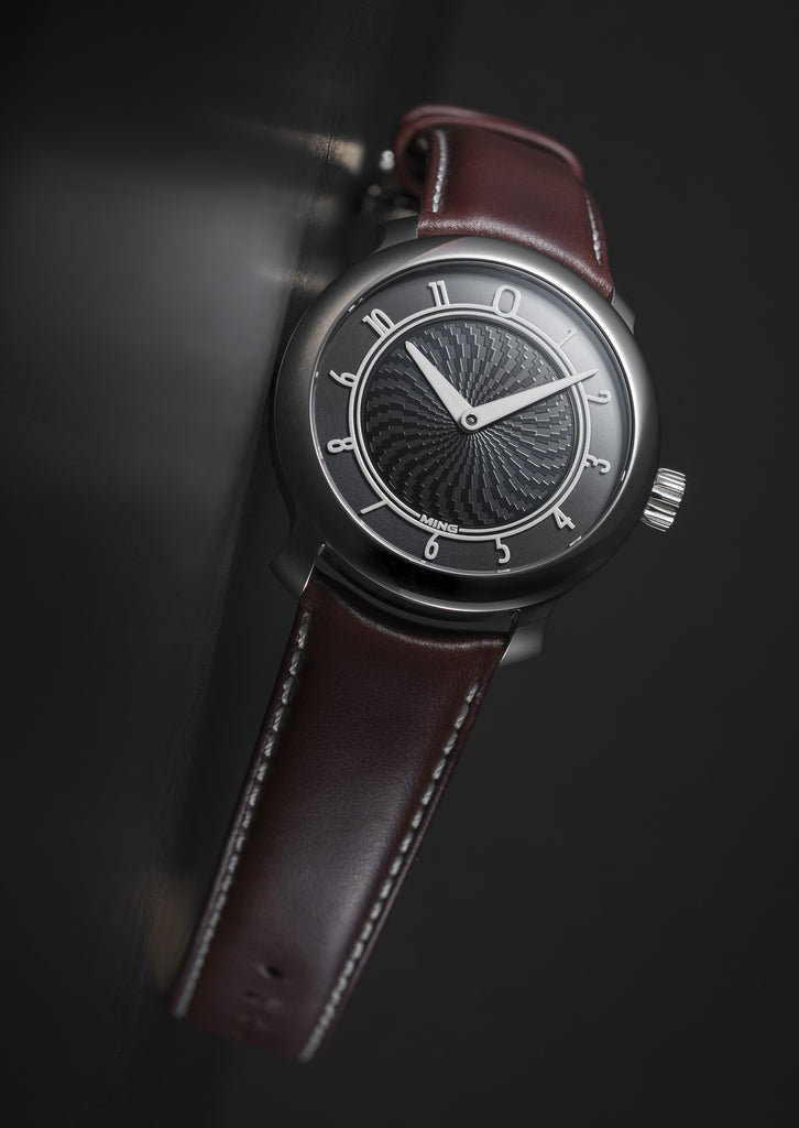 MING 17.01 - Anthracite Grey dial