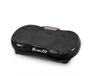 Everfit Vibration Machine Plate Platform Body Shaper Home Workout Equipment