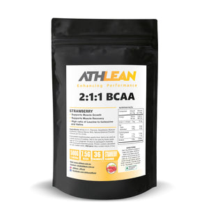 500g Strawberry BCAA