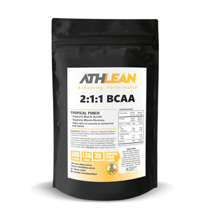 500g Tropical Punch BCAA