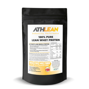 1kg Whey Protein Strawberry flavour