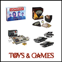 Toys and Games Collection