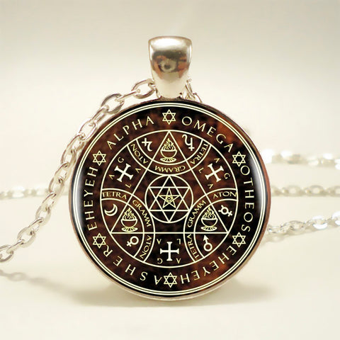 Picture of Sigil Wiccan Necklace