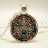 Image of Picture of Sigil Wiccan Necklace