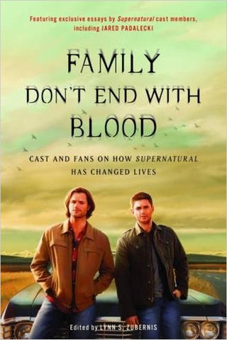 "Cover of ""Family Don't End With Blood"""