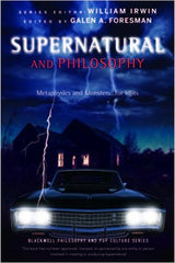 "Front cover of ""Supernatural And Philosophy"""