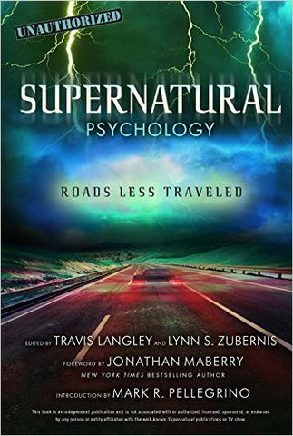 Picture of book Supernatural Psychology
