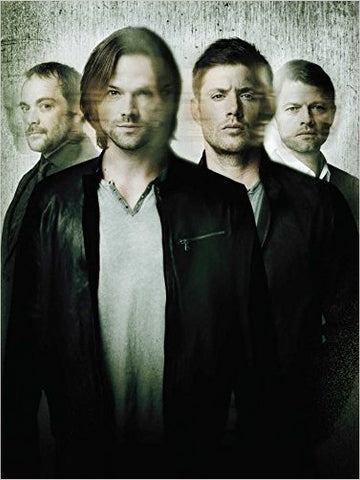 Sample poster from Supernatural poster book.