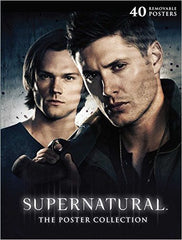 Cover of Supernatural Poster Books