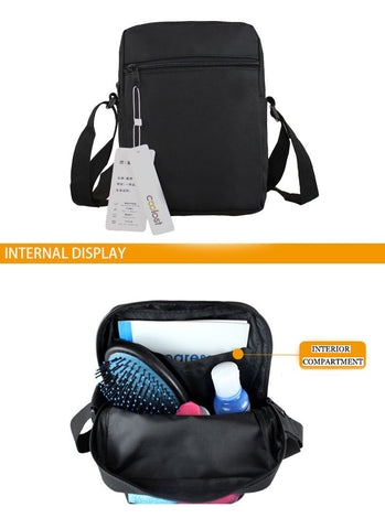 Supernatural Mini Messenger Bag for Kids of All Ages