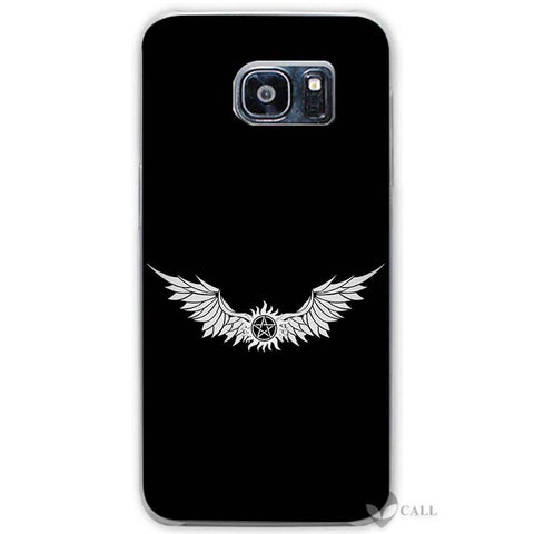 Angel Wings Galaxy phone case.