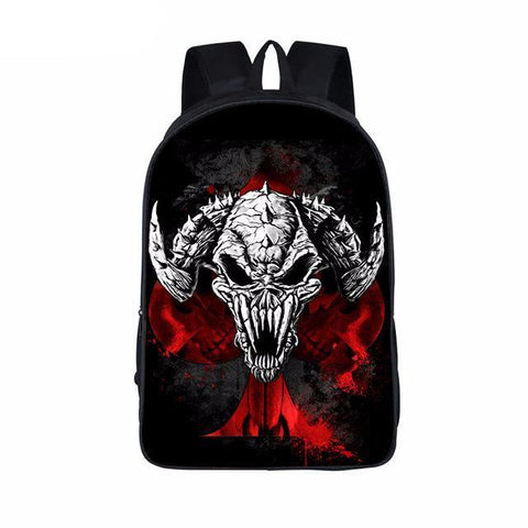 Supernatural backpack - Demon