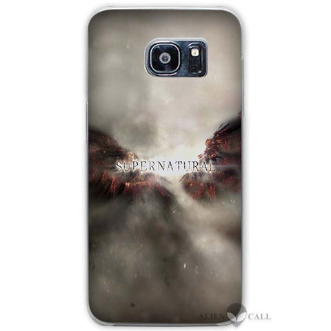 Supernatural Surreal Galaxy phone case.