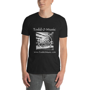 Todd O Black Short-Sleeve Unisex T-Shirt