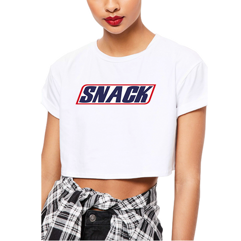 Snack Crop Top