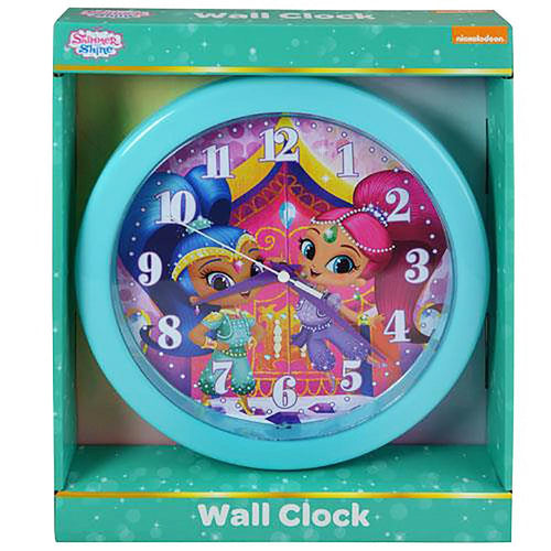 Shimmer and Shine Deluxe Wall Clock