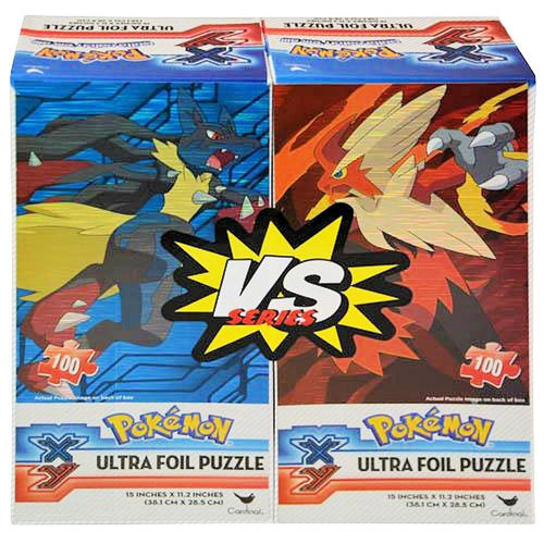 Pokemon Ultra Foil Puzzle 2-Pack