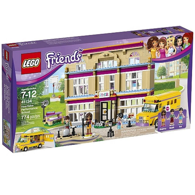 LEGO Friends Heartlake Performance School [41134 - 774 pieces]