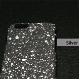 3D Frosted Matte Starry Sky Case For Iphone 7 6s 6 Plus SE 5 5s Funda Fashion Stars Ultra Thin PC Hard Back Cover Phone Cases - ilovealma