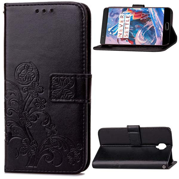 meet a5523 e1efa Coque For Oneplus 3 Case Luxury Wallet Flip Cover Protective Shell ...